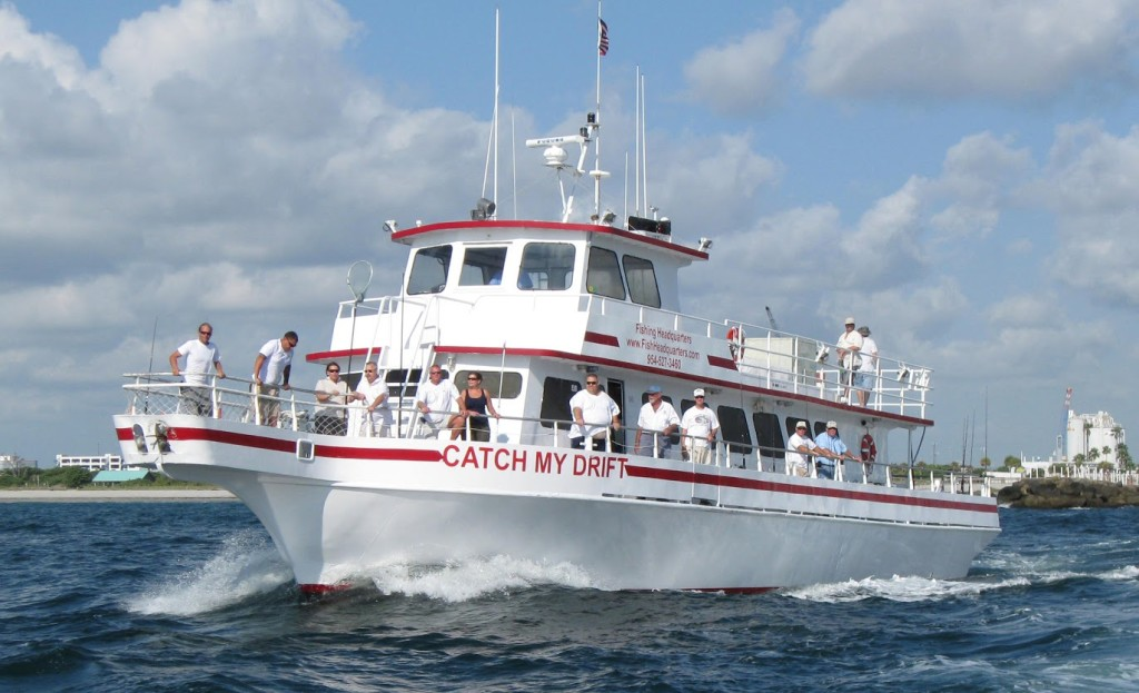 Deep sea drift fishing trips fishing headquarters for Ft lauderdale fishing charters